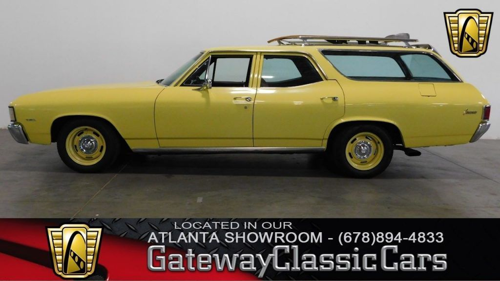 NICE 1972 Chevrolet Concours