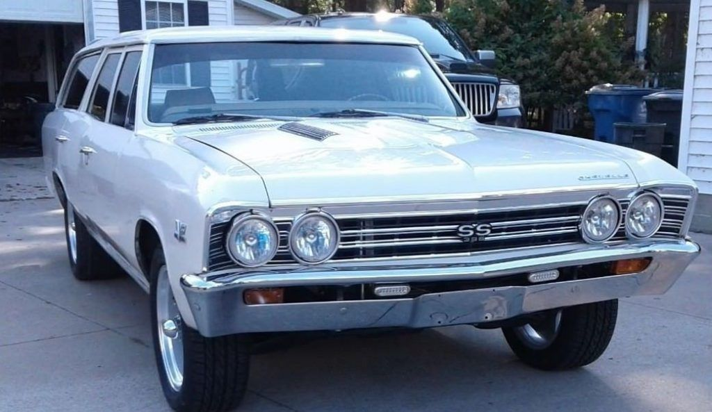 BEAUTIFUL 1967 Chevrolet Chevelle SS