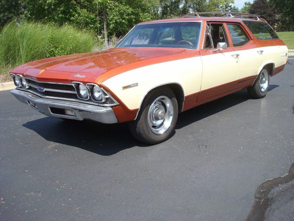 NICE 1969 Chevrolet Chevelle