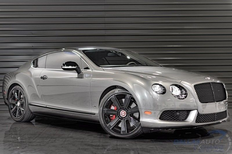 STUNNING 2015 Bentley Continental GT
