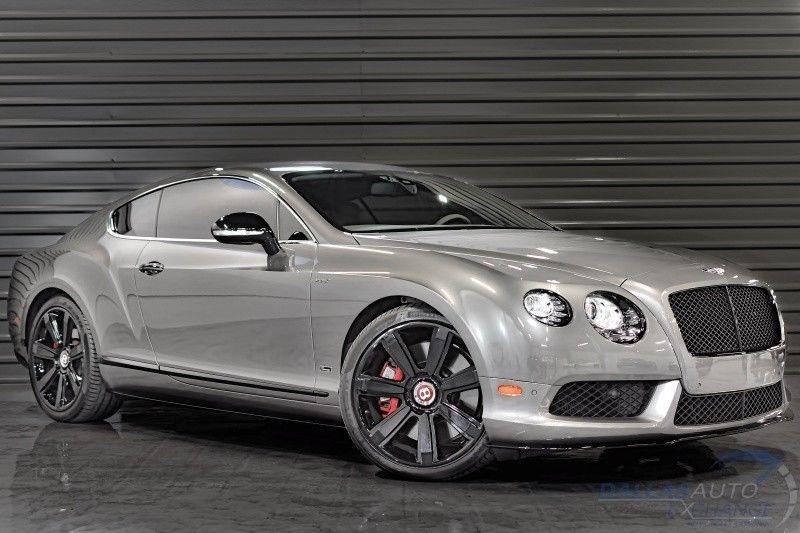 BEAUTIFUL 2015 Bentley Continental GT V8 S