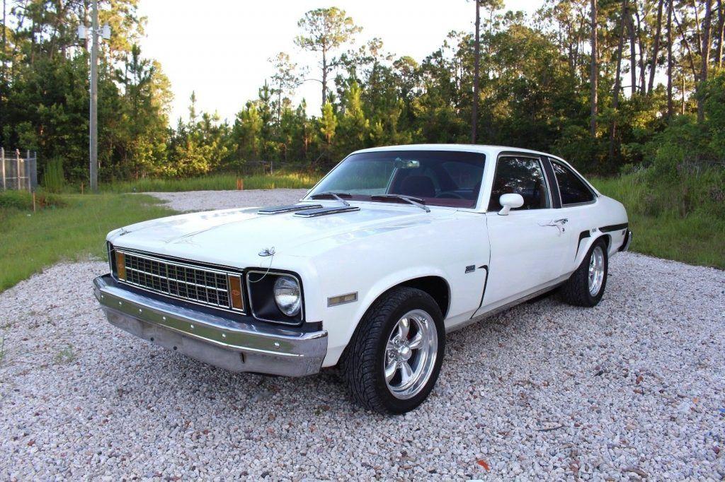 GREAT 1977 Chevrolet Nova Concours Hotrod 383 Stroker