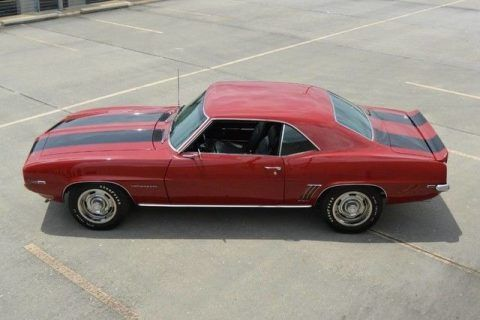 1969 Chevrolet Camaro Z28 RS , All Matching #s , Concours Graded for sale