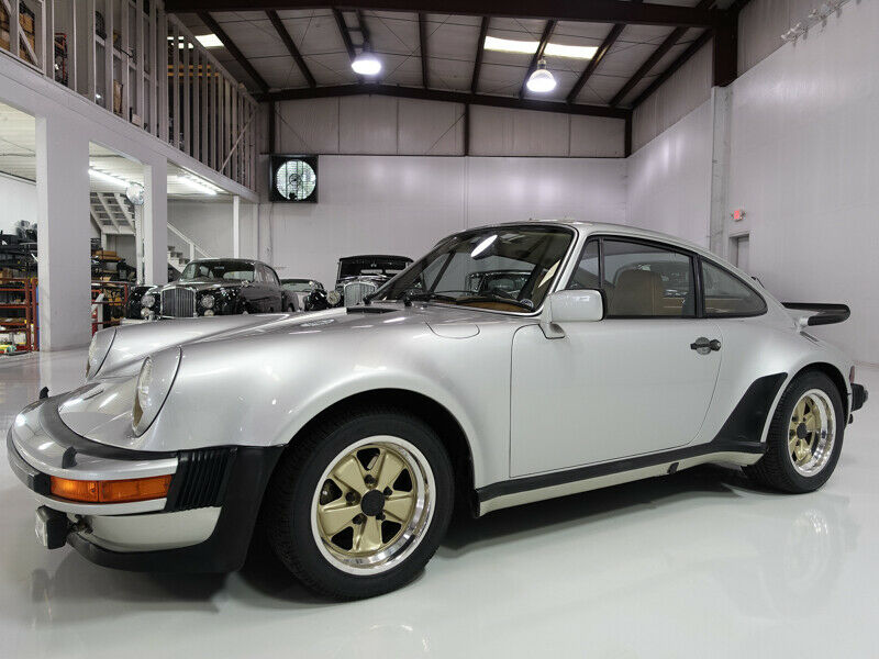 1976 Porsche 930 Turbo, 2018 PCA Award Winner, 35,770 Actual Miles