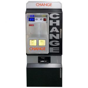 change machine uk