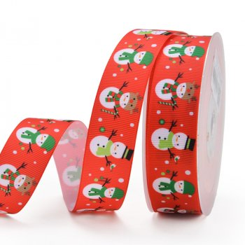 New Arrival Gift Packing Christmas Ribbon