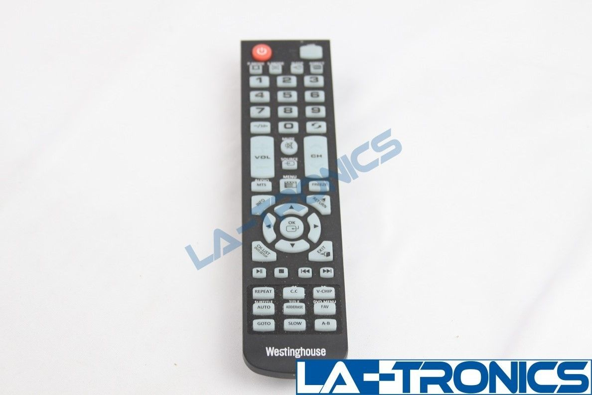 Westinghouse TV Remote Control TY-49B