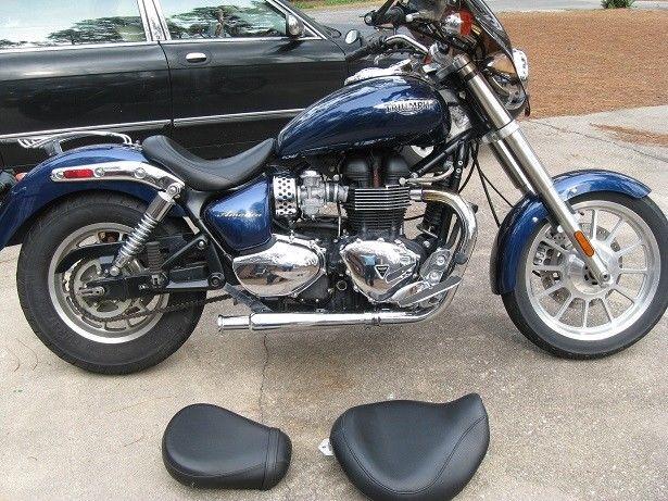2009 Triumph America 865cc