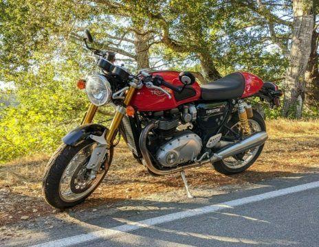 2017 Triumph Thruxton R 1200 for sale