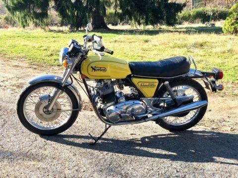 1975 Norton Commando Electric Start for sale