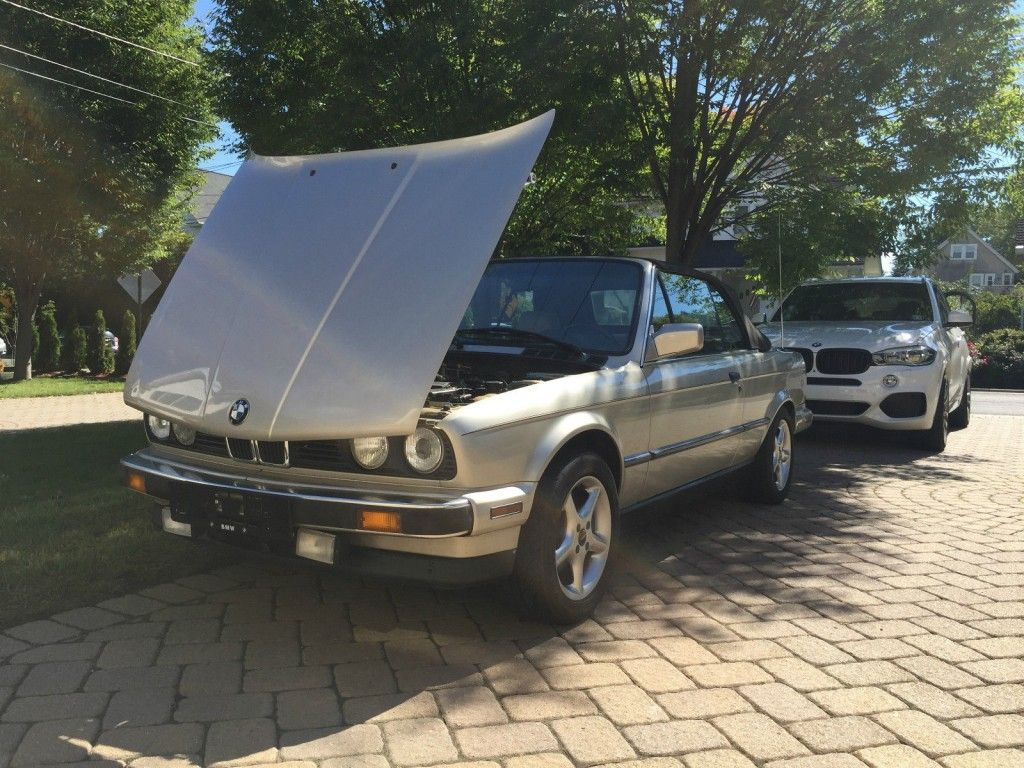 1989 BMW 3 Series 325i Convertible