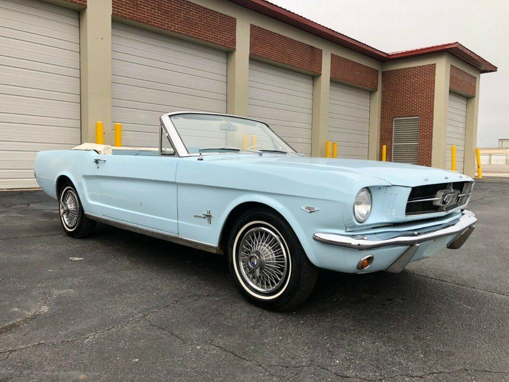 new parts 1965 Ford Mustang Convertible