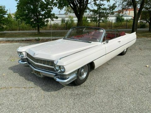 1964 Cadillac DeVille Convertible [very solid] for sale
