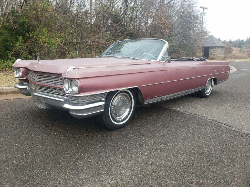 1964 Cadillac Eldorado Biarritz Convertible [rare]
