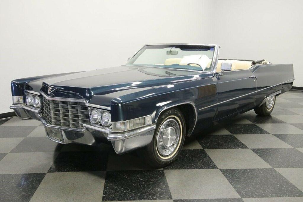 1969 Cadillac Deville Convertible [low mileage]