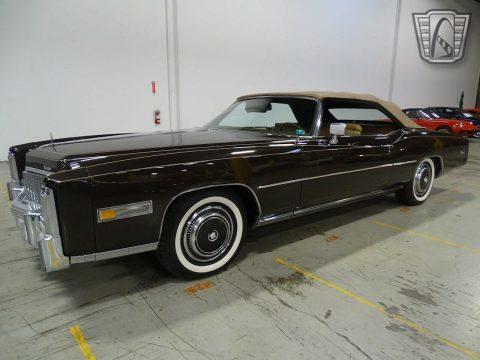 1976 Cadillac Eldorado Convertible [welll equipped] for sale