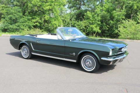 1965 Ford Mustang Convertible [beautiful Pony] for sale