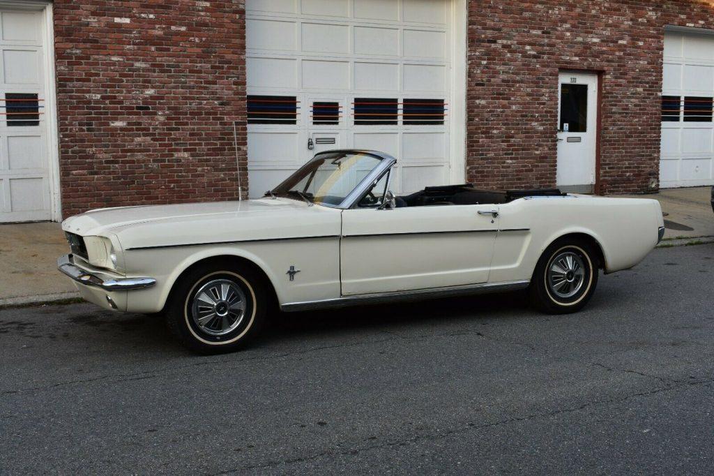 1966 Ford Mustang Convertible [original low miles]
