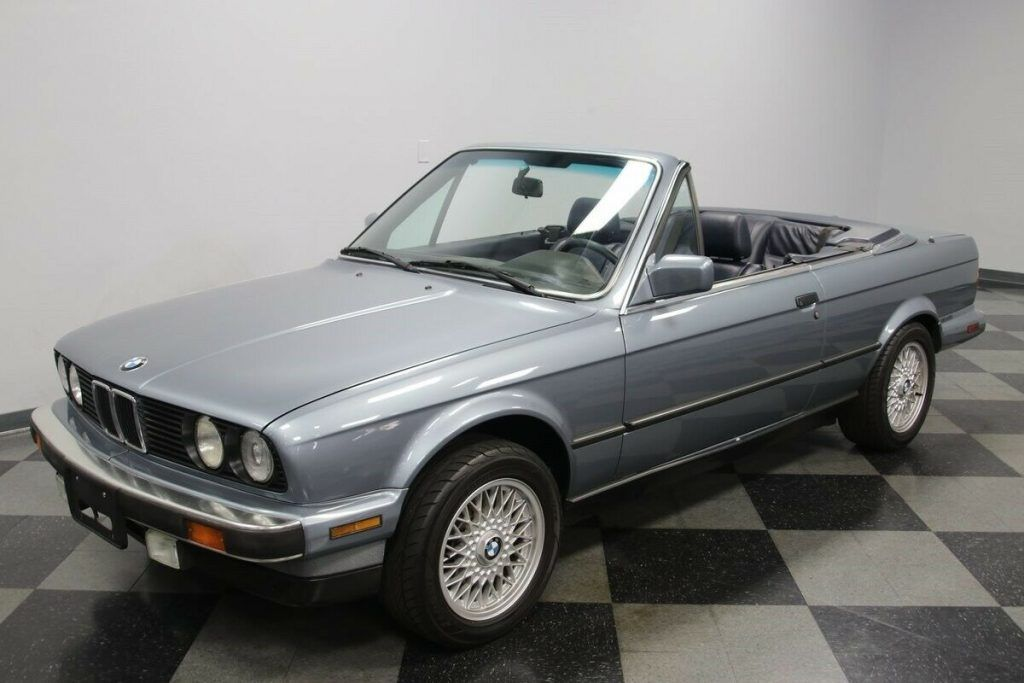 1989 BMW 3 Series 325i Convertible [desirable classic]