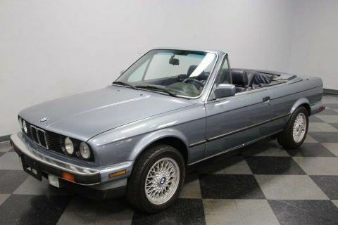 1989 BMW 3 Series 325i Convertible [desirable classic] for sale