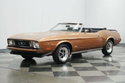 1973 Ford Mustang Convertible [last convertible for a whole decade] for sale