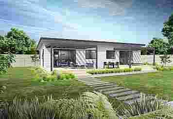 Kaikoura - First Choice 105 House for section