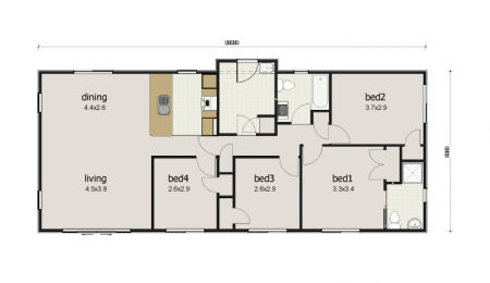 Keith Hay Homes - First Choice 106R