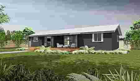 Lot 2 Golden Stairs Road, Paparoa (option 1)
