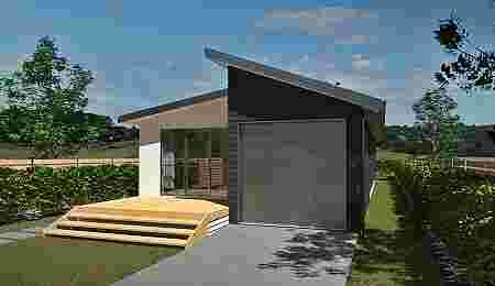 Keith Hay Homes - Totara