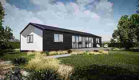13 Selwyn Lake Road, Leeston Option 2