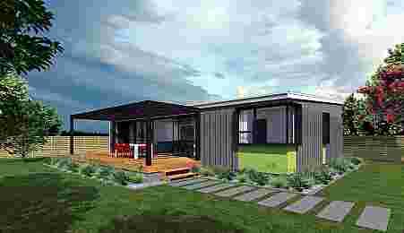 Keith Hay Homes - Hahei