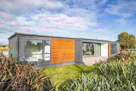 Christchurch/South Island show home