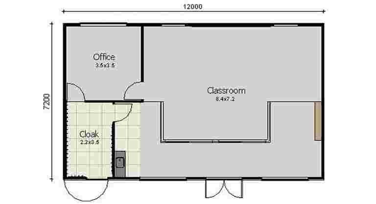 Keith Hay Homes EB3RV