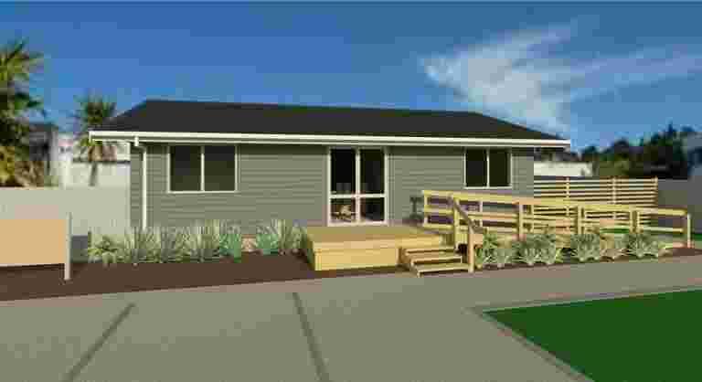 Keith Hay Homes CB75