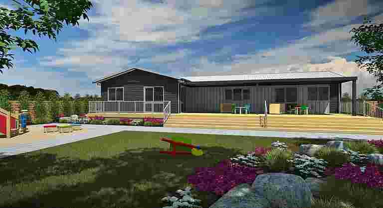 Keith Hay Homes ECC30L