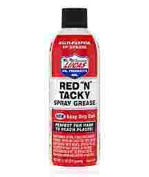 Red N Tacky Grease Aerosol Can