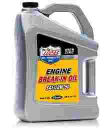 SAE 20W-50 Break-In Oil