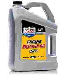 SAE 30w Break In Oil