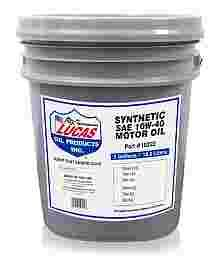 Synthetic 10W60 Motor Oil