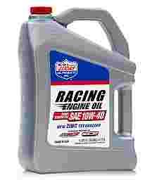 Semi-Syn SAE 10W-40 Racing Motor Oil
