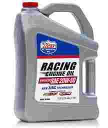 Syn SAE 20w-50 Motor Racing Oil
