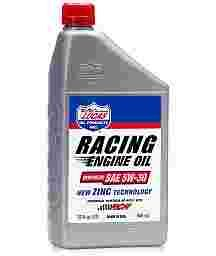 Synthetic 5w-30 Racing Only