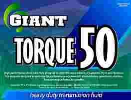 GIANT TORQUE 50