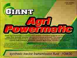 GIANT AGRI POWERMATIC 10W-30