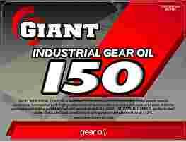 GIANT INDUST/GEAR OIL 150