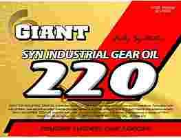 GIANT SYN IND/GEAR OIL 220