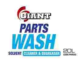 GIANT PARTS WASH