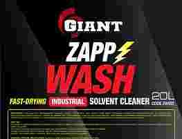 GIANT ZAPP WASH