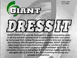 GIANT DRESS IT