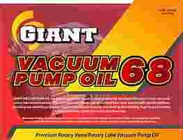 GIANT VACUUM PUMP OIL 68